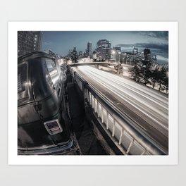 I-5 Art Print