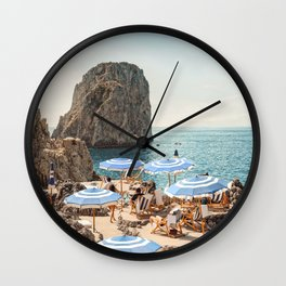 La Fontelina Wall Clock