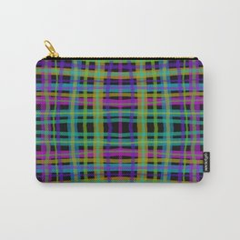 Plaid1 Carry-All Pouch