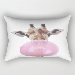 Bubble Gum - Giraffe Rectangular Pillow