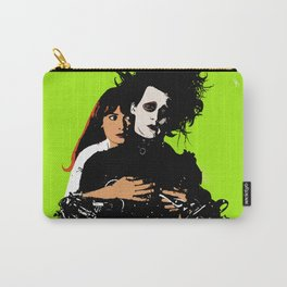 Twin Flame Edward Scissorhands Carry-All Pouch