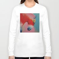 horse Long Sleeve T-shirts featuring Horse by Michael Creese