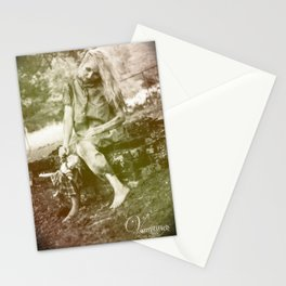 """VAMPLIFIED """"Brick Dust"""" Stationery Cards"""