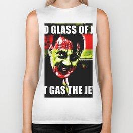 Glass Of Gas Biker Tank