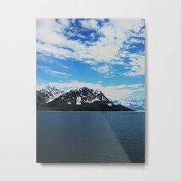 Mountains 1 Metal Print