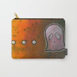dot dot dot GHOST! Carry-All Pouch