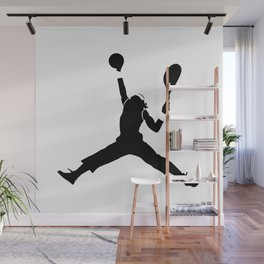 #TheJumpmanSeries, Rafa Nadal Wall Mural