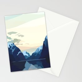 Dream Land Stationery Cards