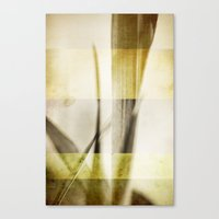 grunge Canvas Prints featuring Grunge by Fine2art