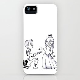 Will you, Marry a biker boy? iPhone Case