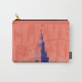 Cleveland Terminal Tower Carry-All Pouch