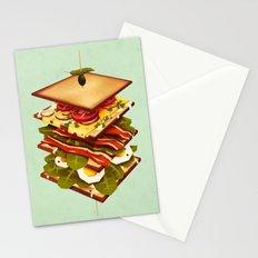 Sandwich Stationery Cards
