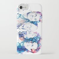 seinfeld iPhone & iPod Cases featuring Seinfeld by NKlein Design