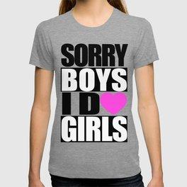 SORRY BOYS II T-shirt