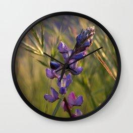 Hillside Wall Clock