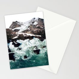 Sea and Mountains Stationery Cards