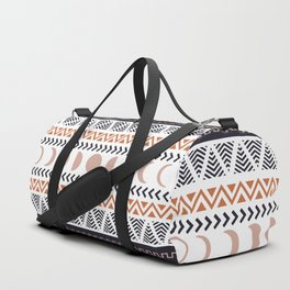 Boho Tribal Pattern Duffle Bag