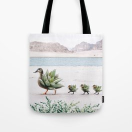 Still Growing Tote Bag