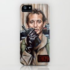 Bill Murray / Ghostbusters / Peter Venkman iPhone (5, 5s) Slim Case