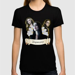 Supercorp flower T-shirt