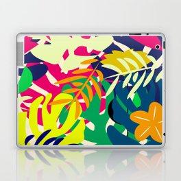 Tropical voyage Laptop & iPad Skin