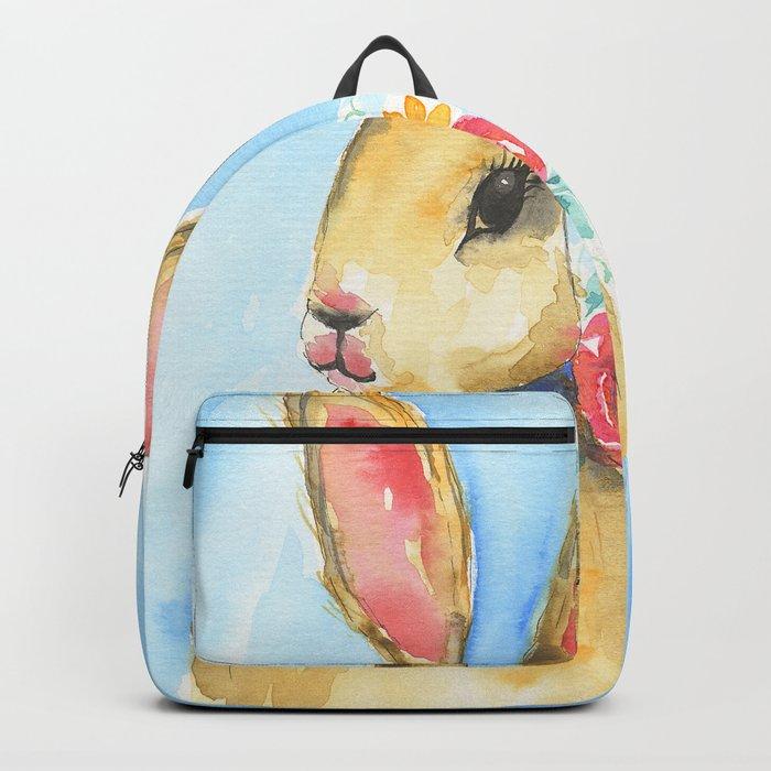 Harietta the Hare Backpack