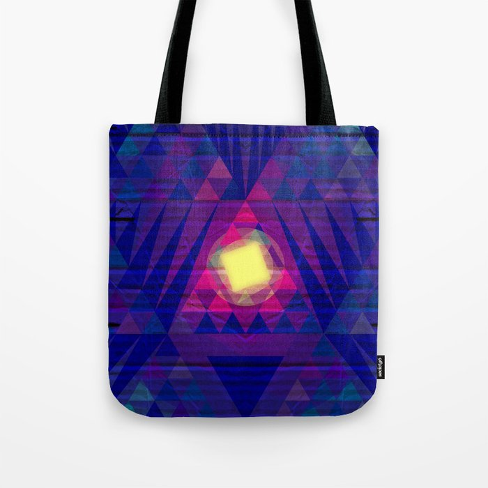 Intergalactic Sunrise Tote Bag