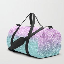 Mermaid Girls Glitter #2 #shiny #decor #art #society6 Duffle Bag
