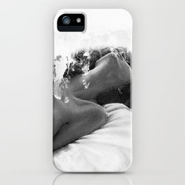 Lazy Sunday iPhone Case