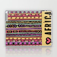 love africa Laptop & iPad Skin