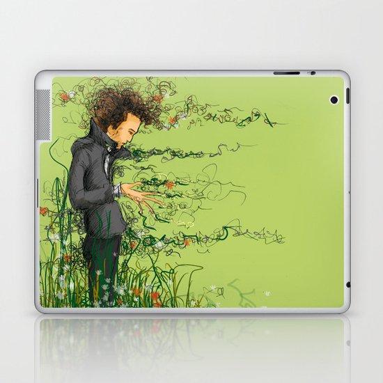 The green thumb curse III Laptop & iPad Skin