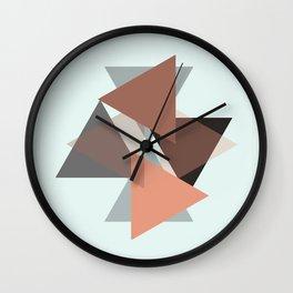 Eccoo Chopper Wall Clock