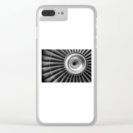 JET Clear iPhone Case
