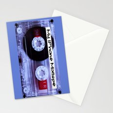 Iphone Mixtape Cassette Stationery Cards