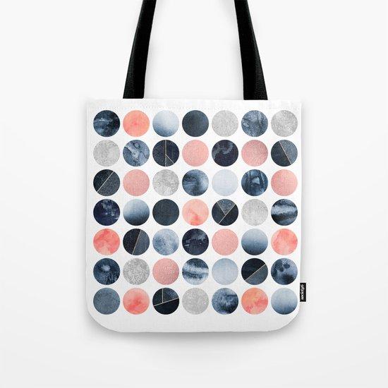 Pretty Dots Tote Bag