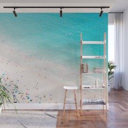 Beach Loving Wall Mural