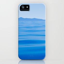 Greek Island iPhone Case