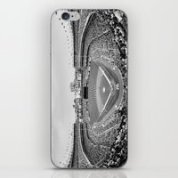 yankees iPhone & iPod Skins featuring New York Yankees by Bust it Away Photography
