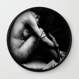 female nude by Marconi 1873 Wall Clock