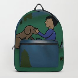 Best camping with my dog Backpack