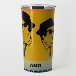 Mission From God Blues Brothers Travel Mug