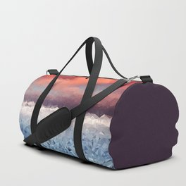 Fragments of a Sunset Duffle Bag