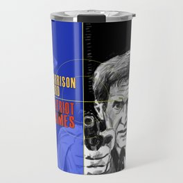 Patriot Games Travel Mug