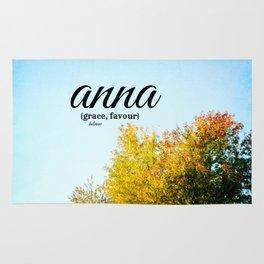 Anna Grace Rug