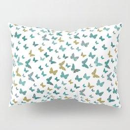 butterflies_yellow Pillow Sham