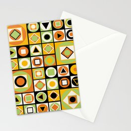 MCM #10 Stationery Cards