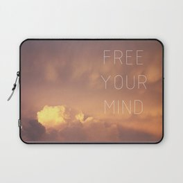 Free your mind Laptop Sleeve