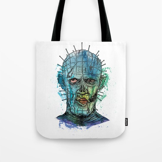 Zombie Raiser Tote Bag
