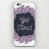 Get Turn't iPhone Skin