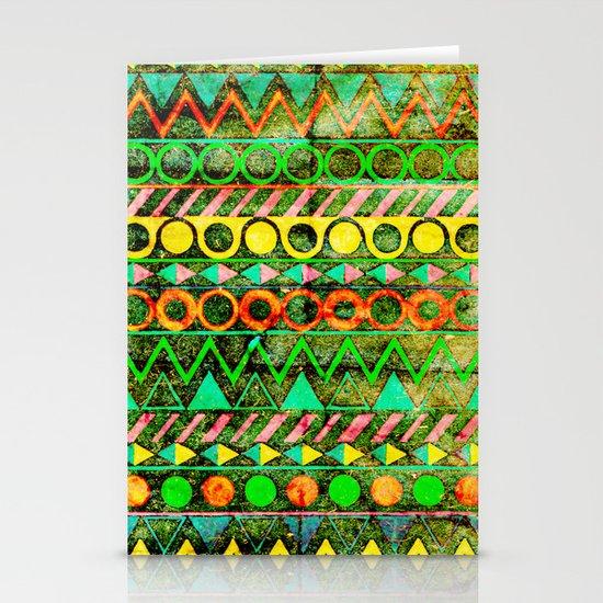 Aztecism Stationery Cards